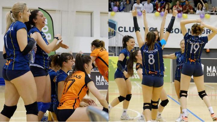 Arranca la Liga Iberdrola de voleibol con dos equipos de Madrid