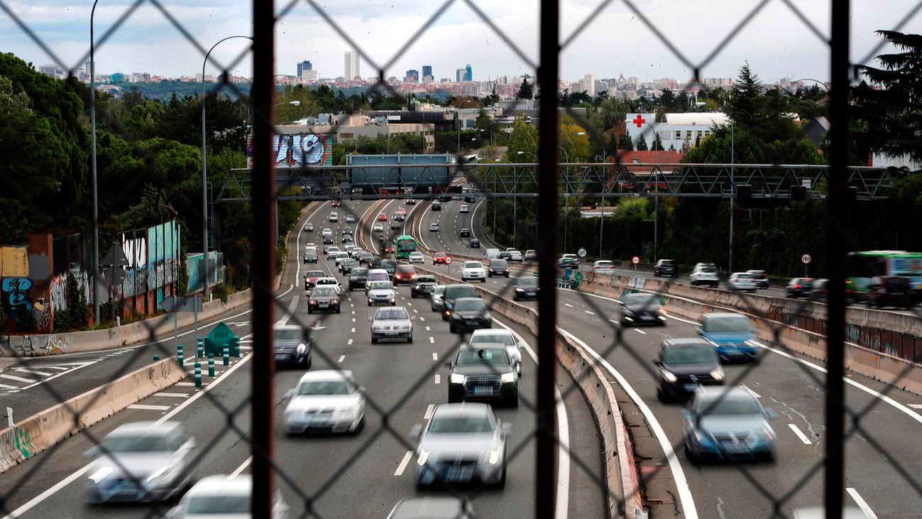 Autopista A-6 de Madrid