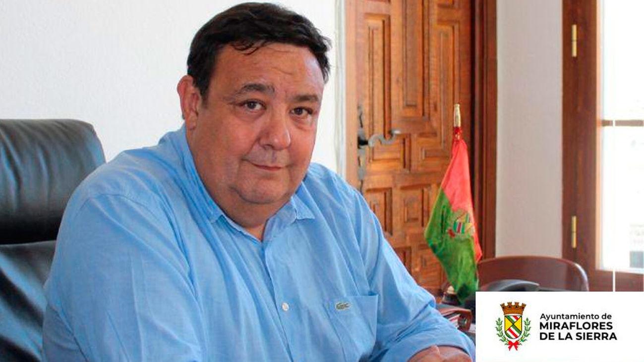 El lado más humano de...Luis Guadalix, alcalde de Miraflores de la Sierra