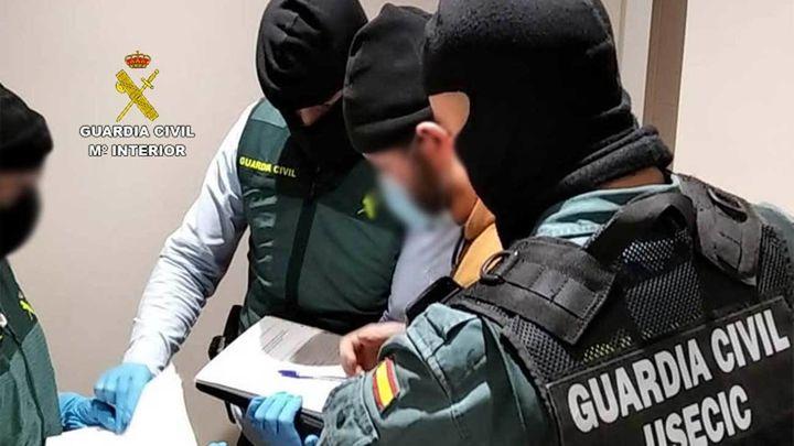 Cae una  banda dedicada al robo de establecimientos en Rivas, Valdemoro y Arganda del Rey