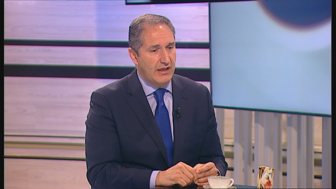 José Cepeda, portavoz adjunto del PSOE en la Asamblea de Madrid