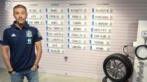 Campaña, novedad en la lista de Luis Enrique; regresan Ceballos y Canales