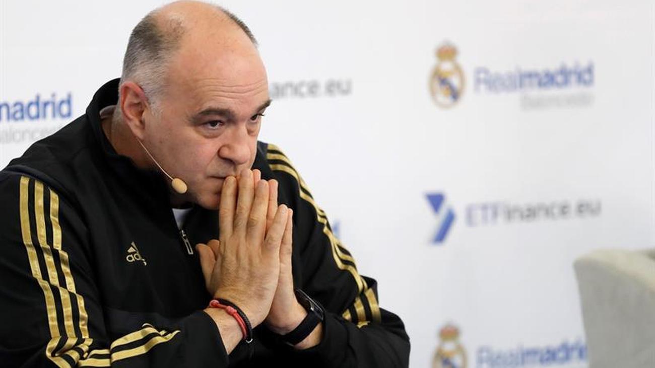 """Pablo Laso, en Telemadrid: """"En la Euroliga hay que estar al cien por cien desde el principio"""""""