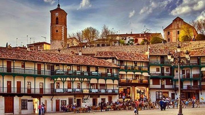 Chinchón, uno de los pueblos más bonitos de España