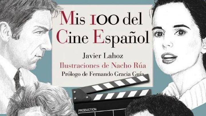 Javier Lahoz presenta su libro 'Mis 100 del cine español'