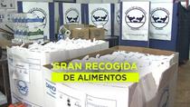 Recogida de alimentos en Colmenar Viejo