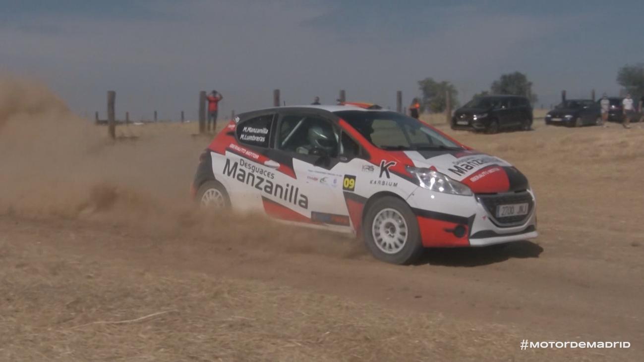 Los mejores pilotos de rally de tierra se citan en Paracuellos del Jarama