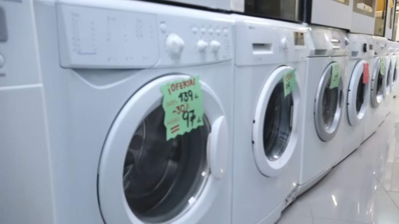 Electrodomésticos a precio de chollo en Alcorcón