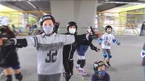 Clases de skate para todas las edades en Madrid Río