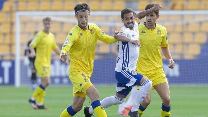 0-0. Un Alcorcón falto de ideas no puede con el Zaragoza