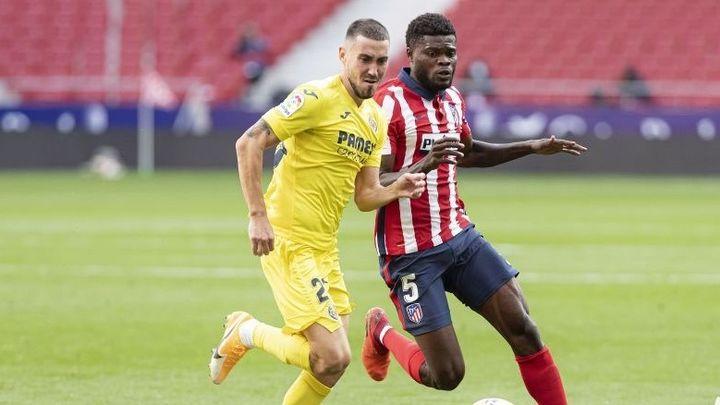 0-0. El Atlético de Madrid se enreda y empata ante el Villarreal