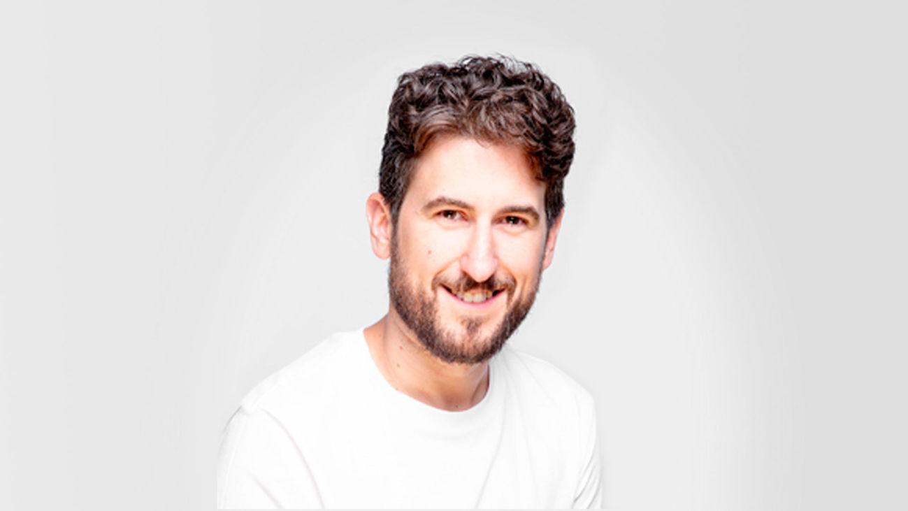 El actor Héctor Carballo