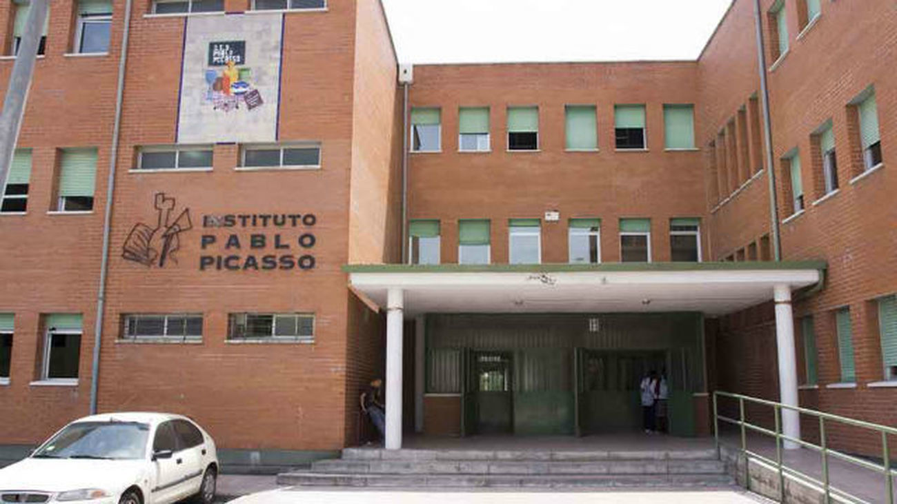 Instituto de Enseñanza Secundaria 'Pablo Picasso' de Pinto