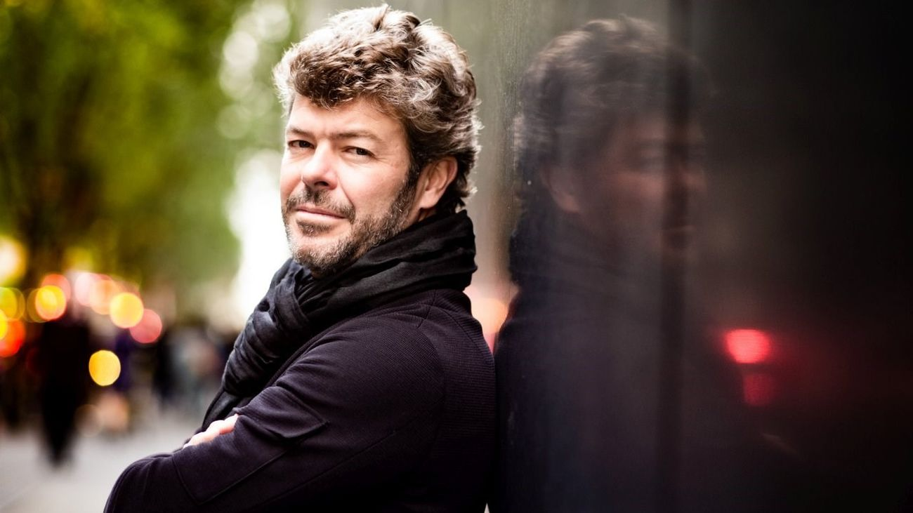 Pablo Heras - Casado, director de orquesta