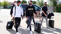 España se concentra en Madrid con la mente puesta en Portugal