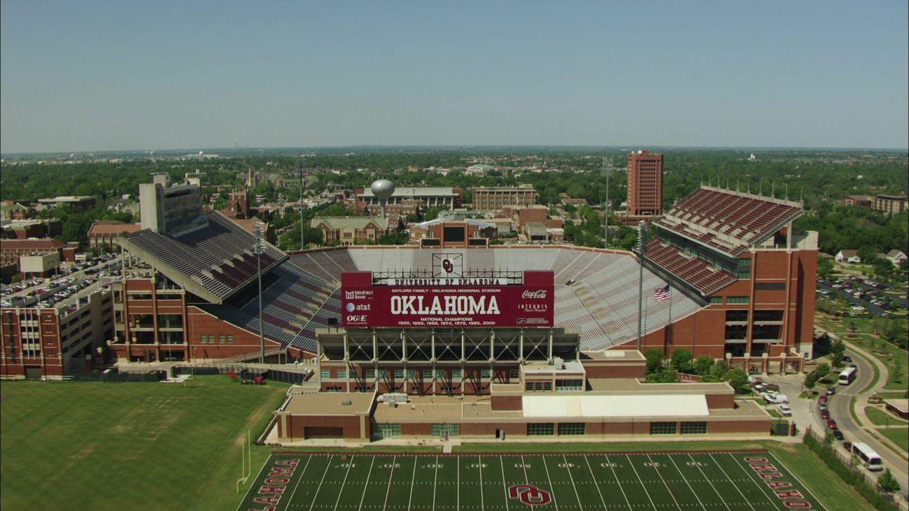 Escena del documental 'América desde el aire: Oklahoma'