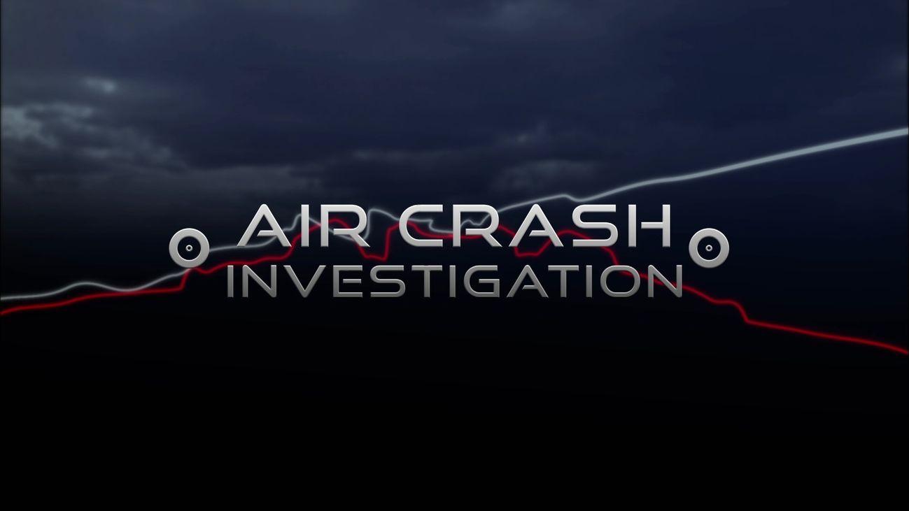 Logo Catástofes aéreas