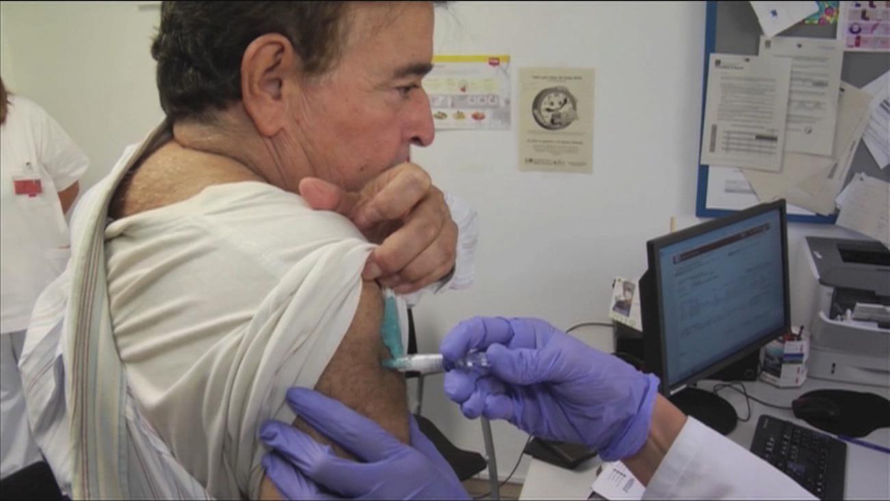 El 14 de octubre comienza la campaña de la gripe en Madrid