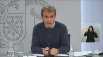 """""""La situación en Madrid no es favorable"""", asegura Simón"""