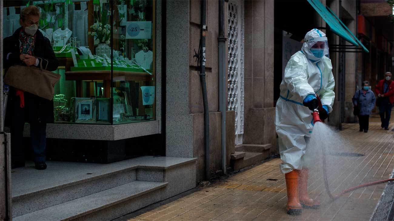 Madrid registra 1.220 nuevos contagios y 45 defunciones en la última jornada