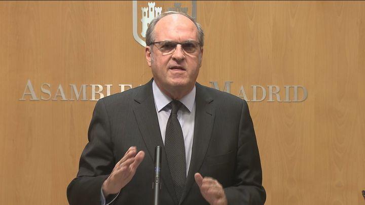 """Gabilondo insta a tomar """"medidas de emergencia y estructurales"""" para acabar con la pobreza"""