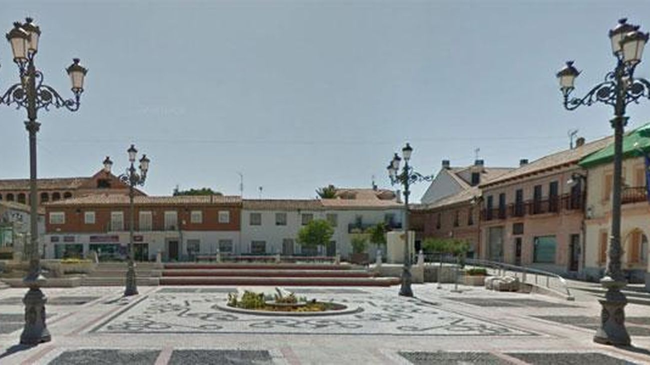 Plaza Mayor de Griñón