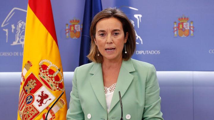 """Cuca Gamarra en El Enfoque de Onda Madrid: """"Vox está engañando a los españoles con la moción de censura"""""""