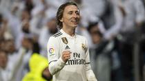 """Modric: """"Deseo acabar mi carrera en el Real Madrid"""""""