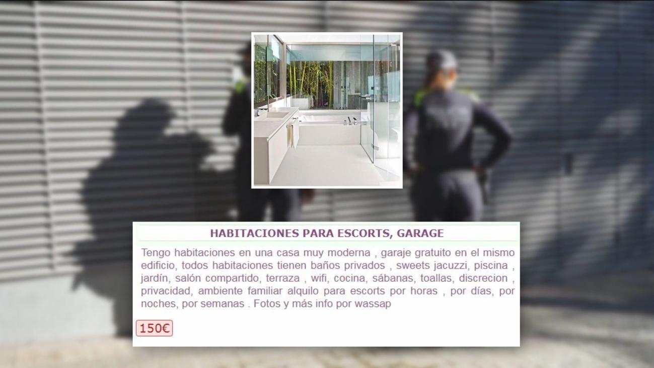 La casa de Josep María Mainat se anunciaba en internet para encuentros sexuales