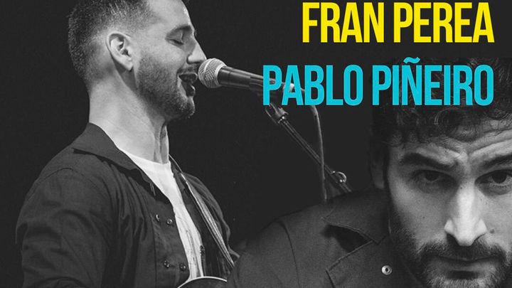 Fran Perea y Pablo Piñeiro presentan este jueves en Madrid un cóctel cultural lleno de emociones