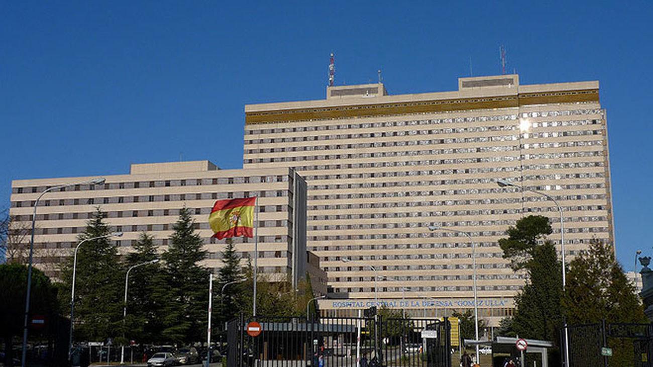 Defensa prescinde de 81 trabajadores del Hospital Gómez Ulla de Madrid en plena crisis sanitaria