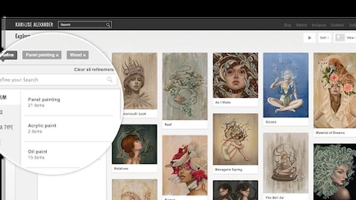 Las galerías de arte en Madrid se lanzan a la venta online ante la ausencia de visitantes