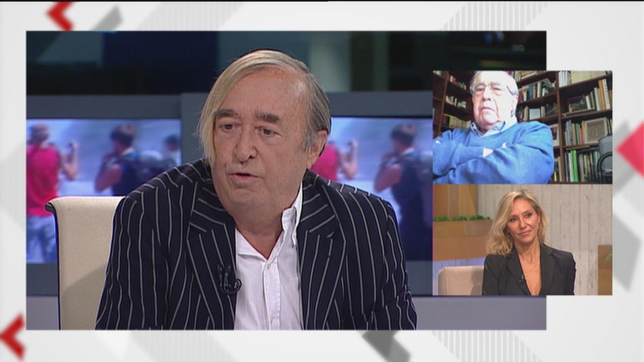 Telemadrid homenajea a Pepe Oneto, clave en el periodismo de la Transición, en el aniversario de su muerte