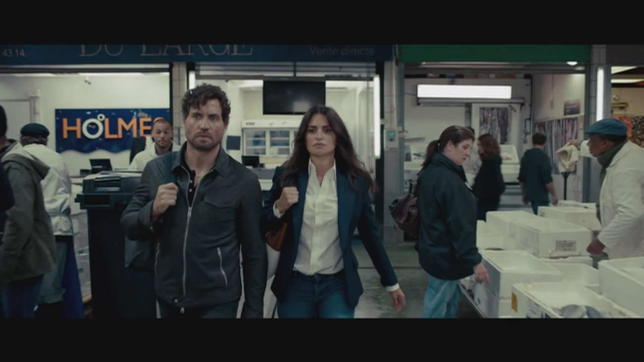 Penélope Cruz se sumerge en 'The 355', un thriller lleno de acción y de grandes estrellas femeninas