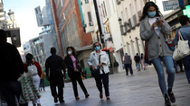 Las restricciones en Madrid, pendientes de la guerra de cifras