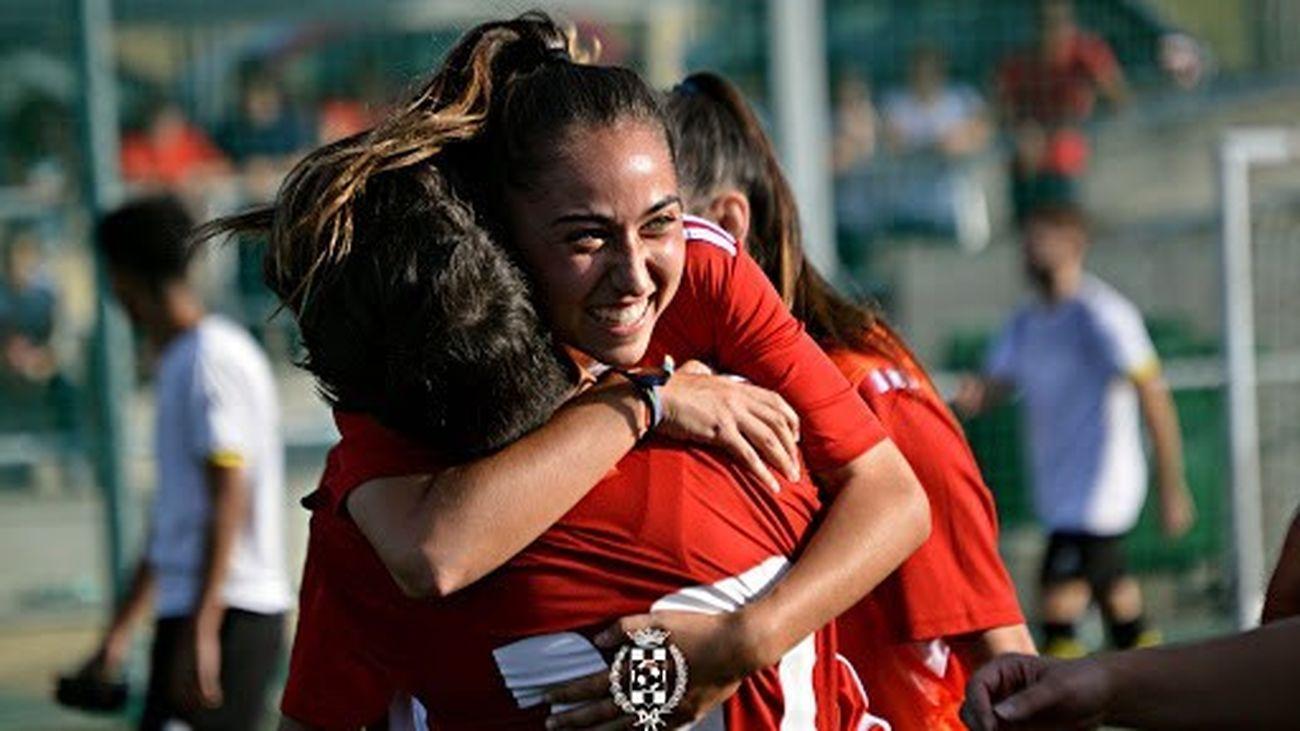 El Atlético Pinto femenino
