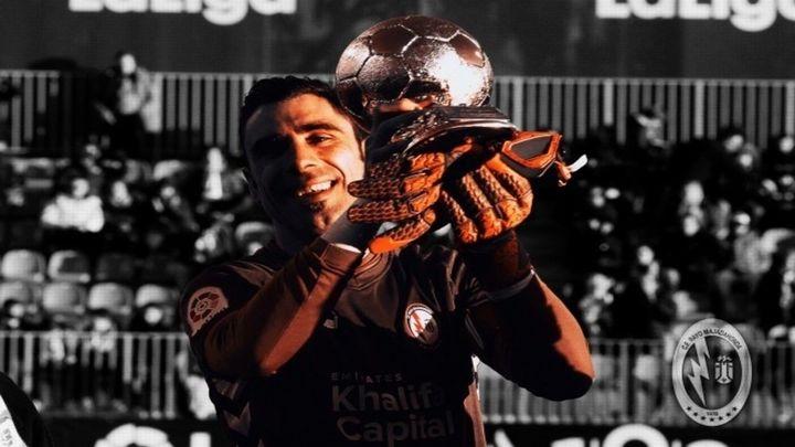 Basilio, capitán del Rayo Majadahonda, deja el fútbol