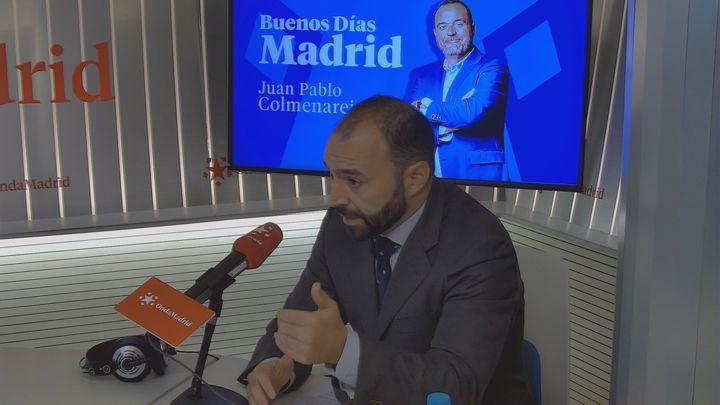 """Manuel Giménez: """"Creo que deben prorrogarse los ERTE mientras dure la crisis, al menos todo 2021"""""""