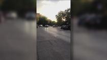 Los vecinos de Rivas denuncian la velocidad de los coches en una de sus vías