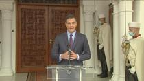 """Sánchez dice que le preocupa Madrid y que pondrá """"todas las medidas sobre la mesa para doblegar el virus"""""""