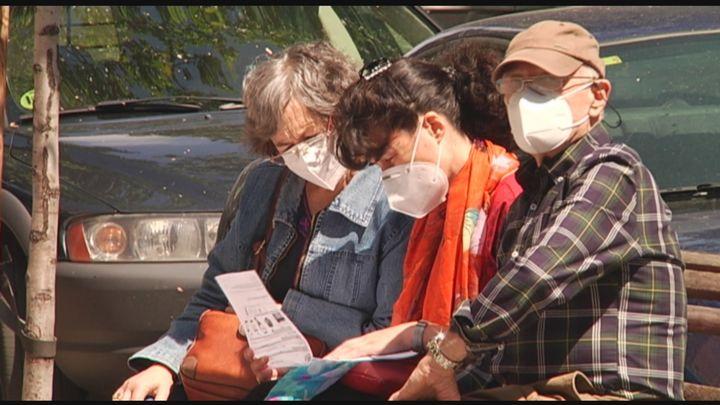 Los nuevos contagios crecen hasta 12.788 con 241 muertes más en toda España