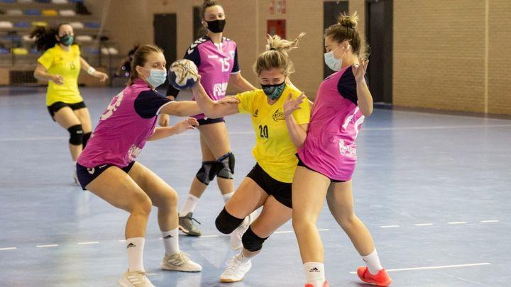 Aplazados los partidos de los equipos madrileños de balonmano en categoría nacional por el estado de alarma