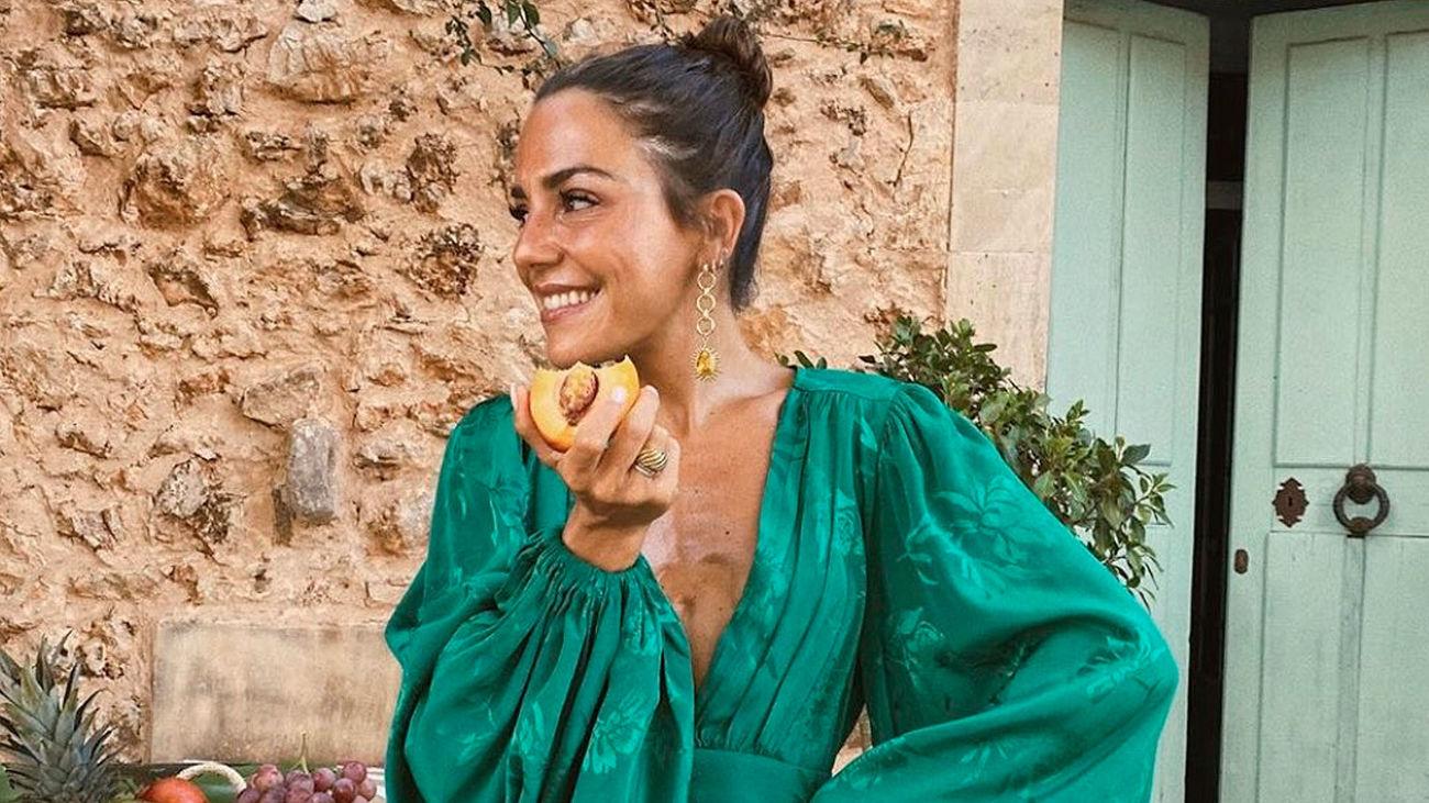 Paula Ordovás presenta 'Come bonito, entrena sexy', un manual de la vida sana