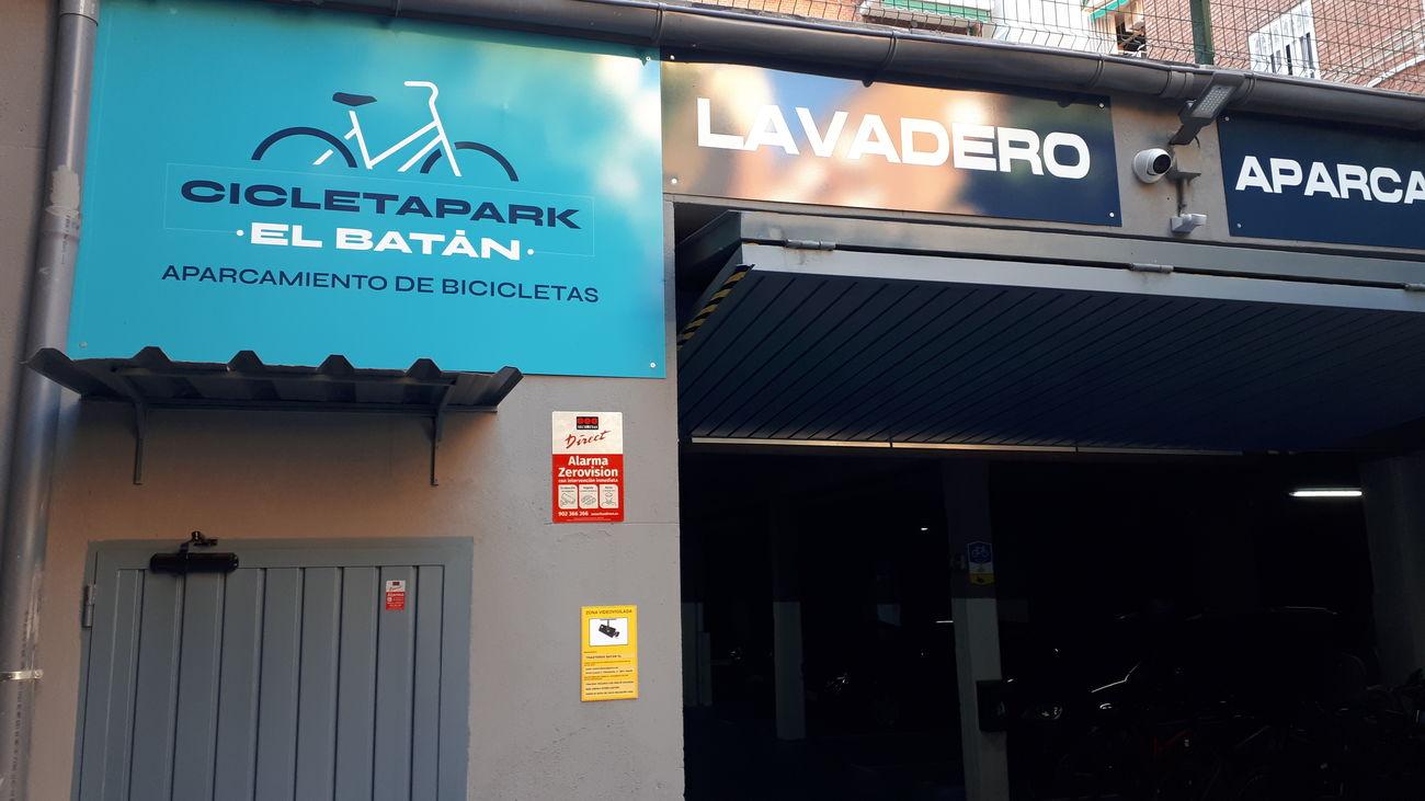 Un aparcamiento 'inteligente' de bicicletas creado en plena crisis sanitaria