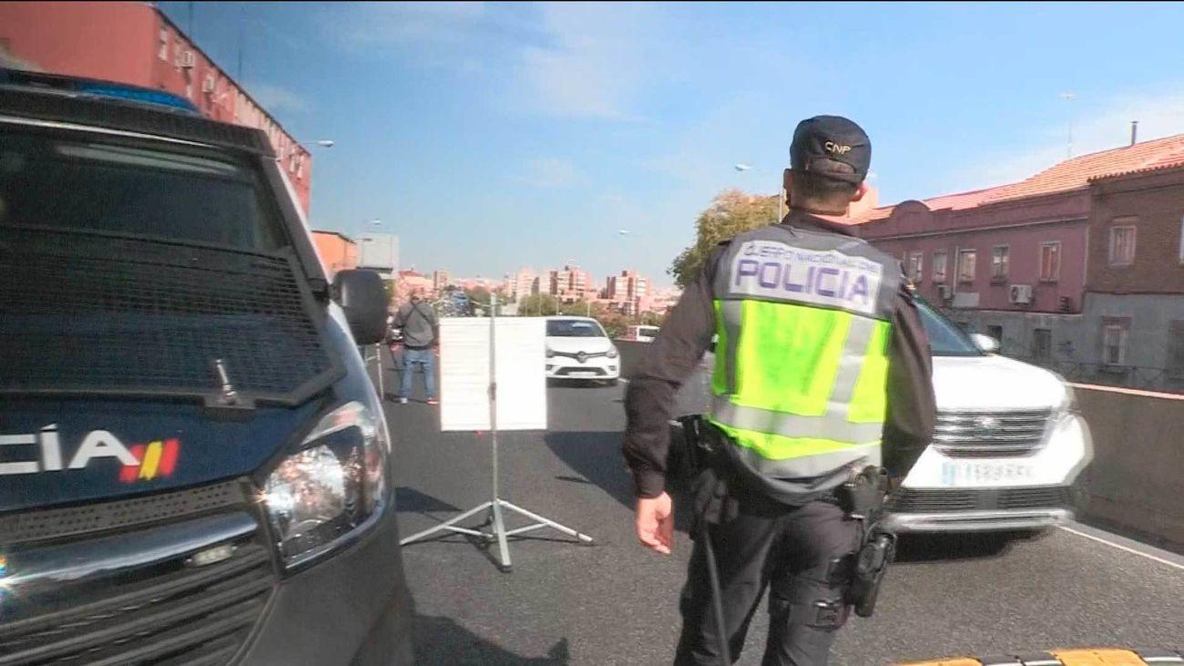 Madrid publica la prorroga de limitaciones a la movilidad en nueve municipios