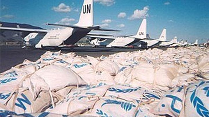 El Programa Mundial de Alimentos de la ONU, premio Nobel de la Paz por sus esfuerzos contra el hambre y por la paz
