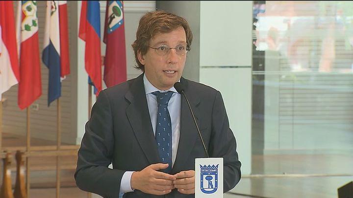 """Almeida: """"El ministro Salvador Illa tiene que decir a los madrileños cuándo va a acabar el estado de alarma"""""""