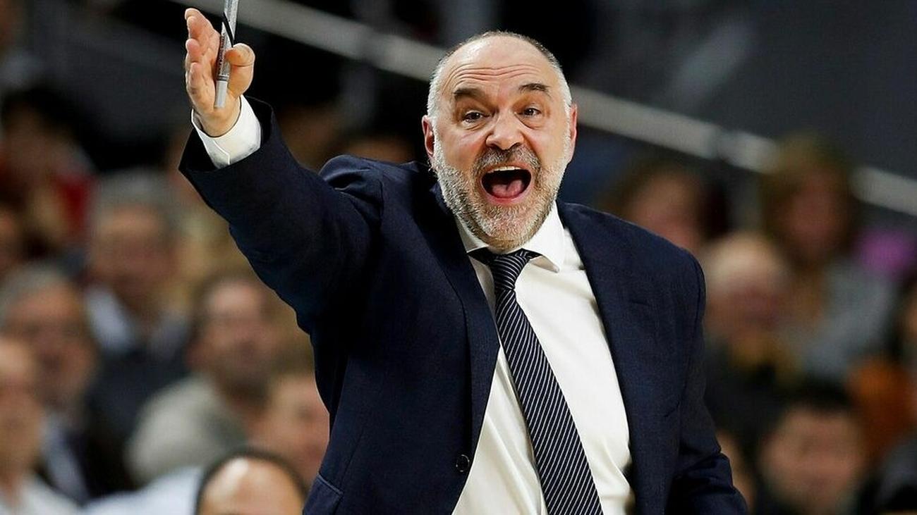 Pablo Laso, un entrenador con carácter