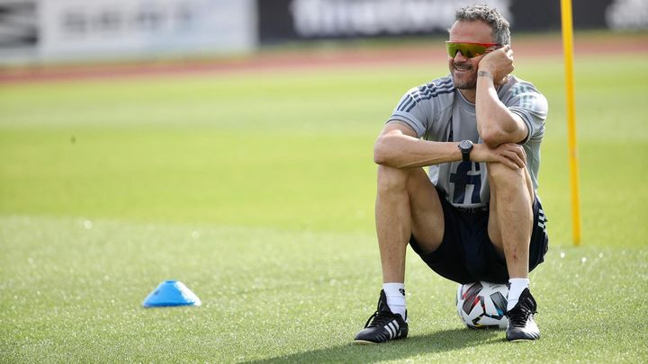 """Luis Enrique:""""No añoro un crack que meta 30 goles"""""""