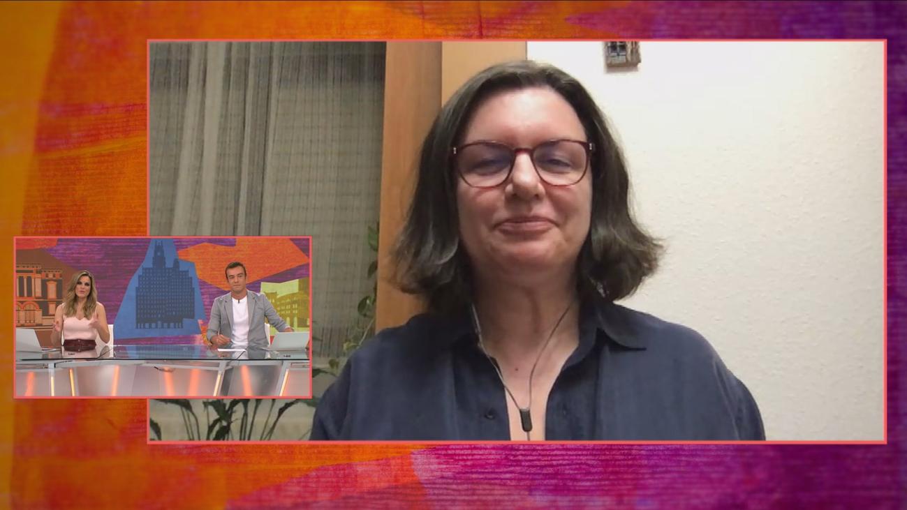 """Sonia Zúñiga, investigadora del CSIC: """"Con lo que se conoce del virus es difícil conseguir una inmunidad de rebaño"""""""